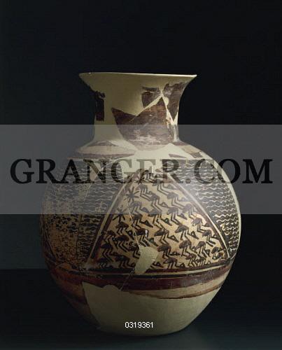 Image Of Prehistoric Art Prehistory Iraq Halaf Culture Ceramic