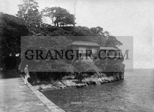 Image of GEOGRAPHY  - Japan, Kanagawa Prefecture Sagami Bay