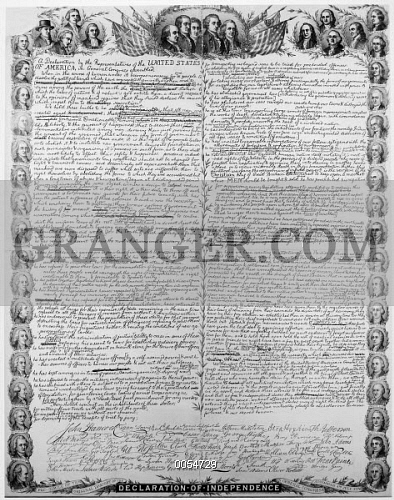 "the final draft of the declaration of independence Yet the absence of race from the final draft of the declaration did not keep revolutionary ""while drawing encouragement from the declaration of independence."