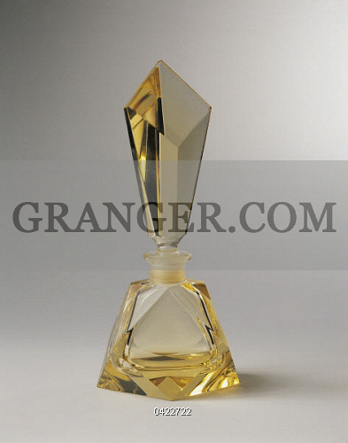 Image Of DECORATIVE ARTS Closeup Of A Perfume Bottle France Magnificent Perfume Bottles Decorative Arts