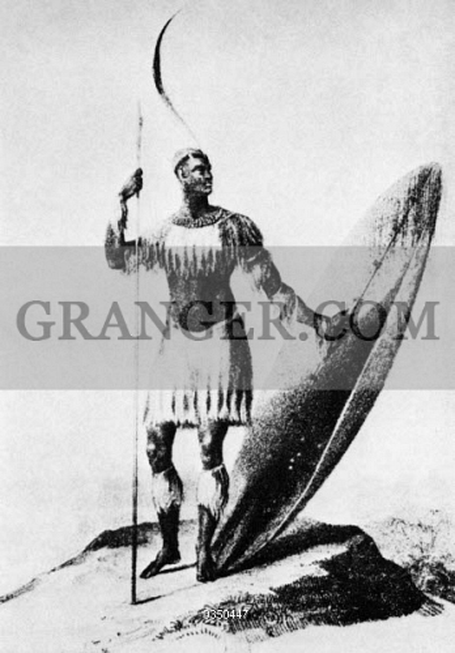 history of the zulu clan