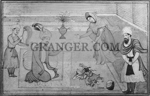 0119799-AKBAR-THE-GREAT-1542-1605-Mughal
